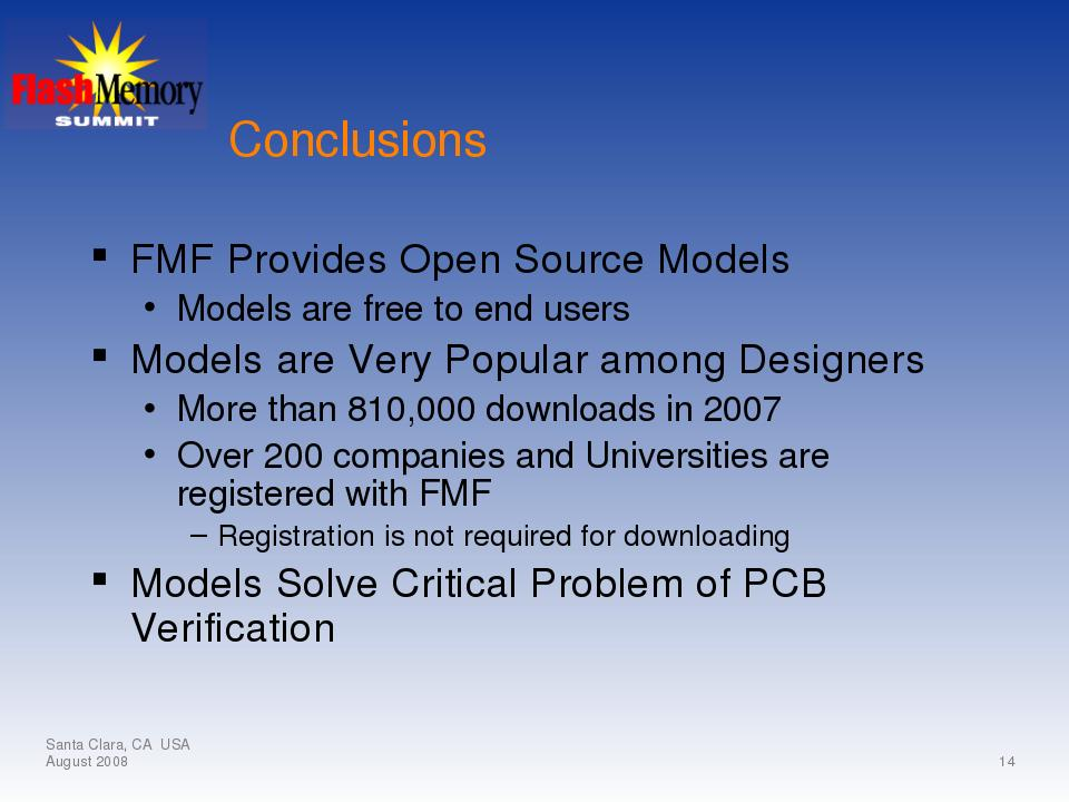 FMF Provides Open Source Models