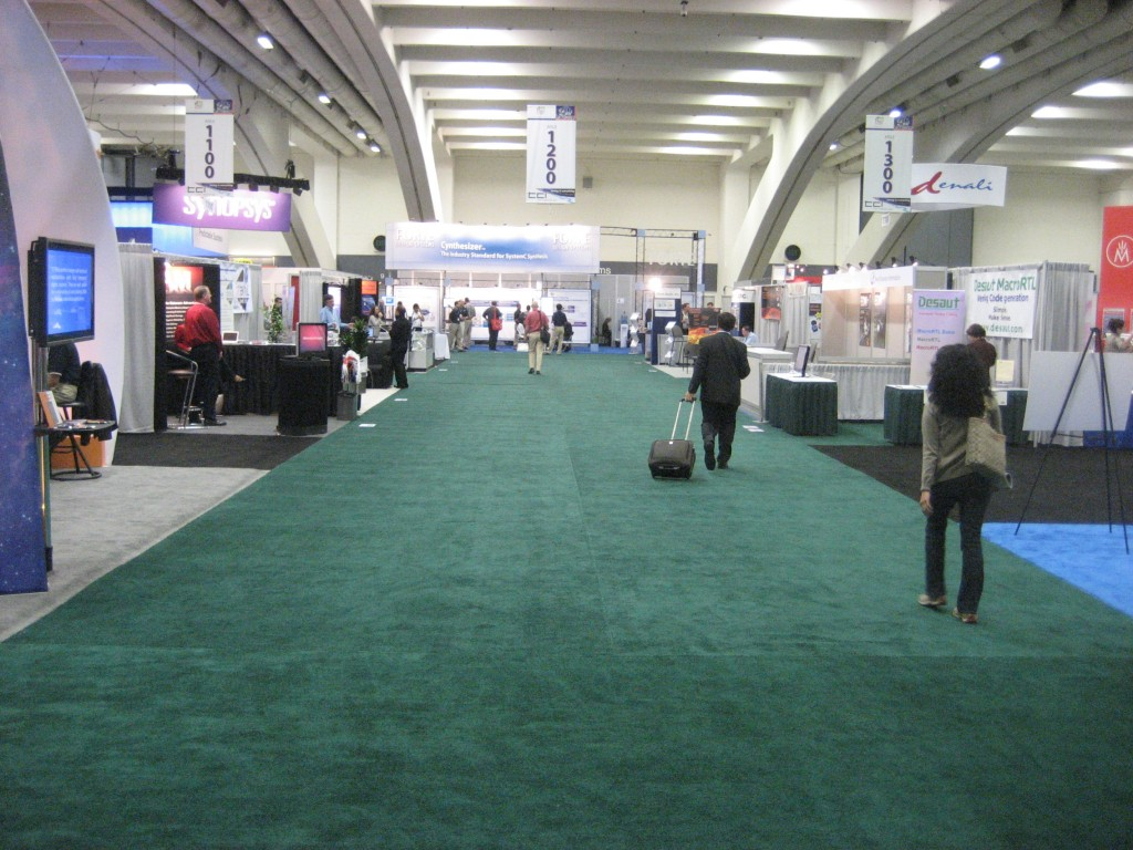 A crowd-free DAC in 2009